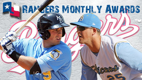 Myrtle Beach's corner infielders have helped the Pelicans' strong start to 2011.