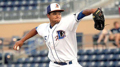 Chris Archer allowed one run in two late-season starts with Durham.