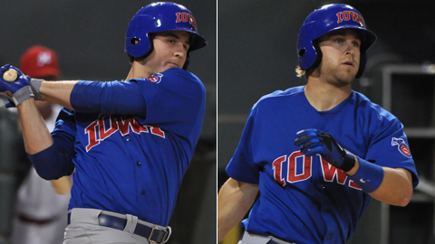 Anthony Rizzo and Brett Jackson are MLB.com's No. 32 and 33 prospects.