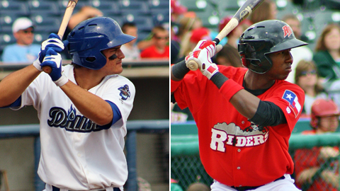 Arenado and Profar are among baseball's most closely watched prospects.