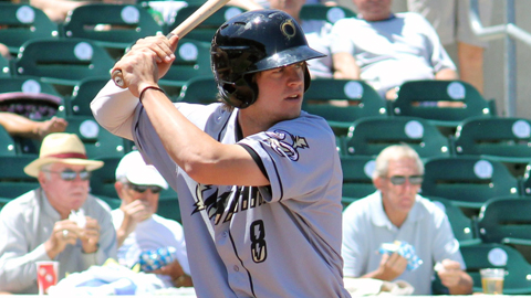 Wil Myers was the Kansas City Royals' third-round draft pick in 2009.