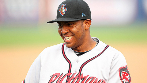 Daniel Mayora's week included a trip to the Eastern League All-Star Game.